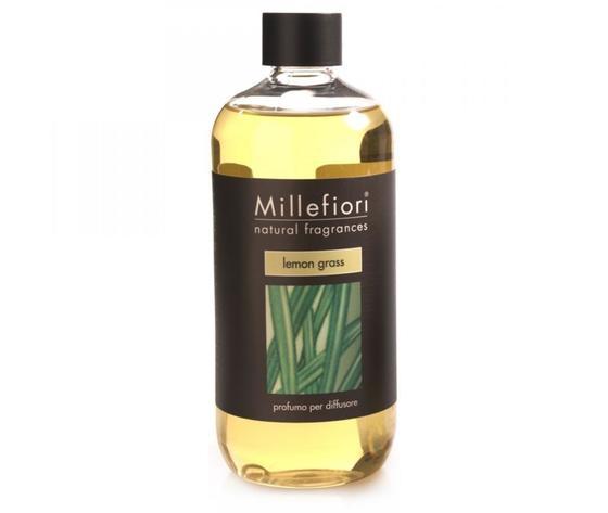 Ricarica per diffusore a bastoncini   lemon grass   500 ml