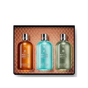 Confezione Viaggio Spicy & Aromatic Collections con tre doccia schiuma 100ml