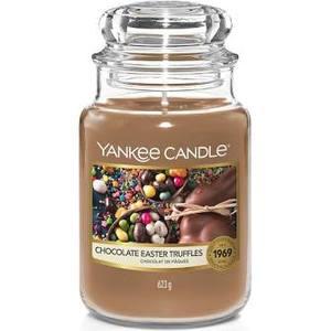 Yankee  candle Chocolate Eastere Truffles Giara Grande 623g