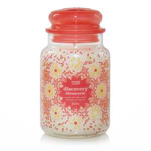 "Yankee Candle ""DISCOVERY SCENT OF THE YEAR 2021"" Giara Grande 623g"