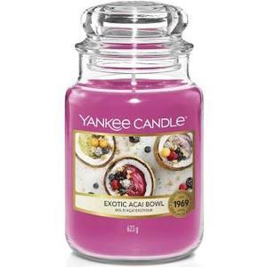 "Yankee Candle ""EXOTIC ACAI BOWL"" Giara Grande 623g"