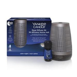"Yankee Candle SLEEP DIFFUSER Kit ""calm night"""