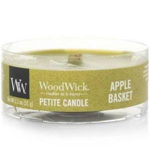 "Woodwick Candela Petite""Apple Basket"" 31g"