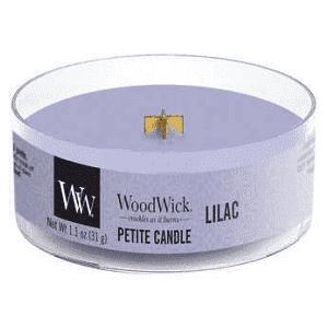 "Woodwick Candela Petite""Lilac"" 31g"