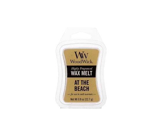 At the beach wax melt