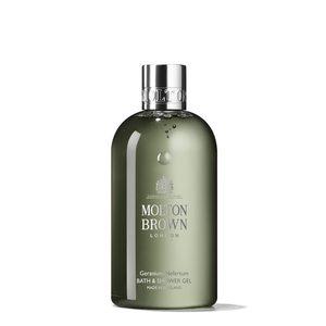 """Molton Brown Bath & Shower Gel """"Geranium Nefertum"""" 300ml"""