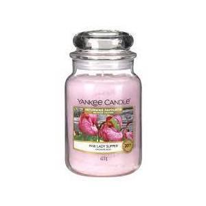 "Yankee Candle Returning Favourite ""Pink Lady Slipper"" Giara Grande 623g"