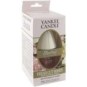 "Yankee Candle Diffusore di Fragranza Eletricco con fragranza  ""Fresch Cut Roses"""