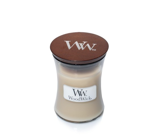 WoodWick Candela Piccola 85g At The Beach