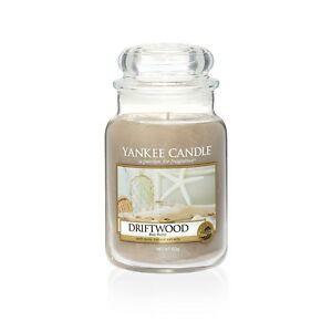 Yankee  candle Driftwood Giara Grande 623g