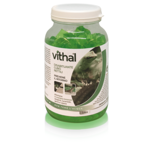 DISABITUANTE PER RETTILI VITHAL GEL l 1