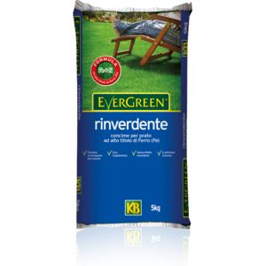 CONCIME GRANULARE EVERGREEN RINVERDENTE kg 5