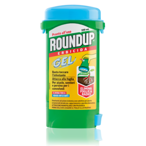 ERBICIDA ROUNDUP GEL ml 100