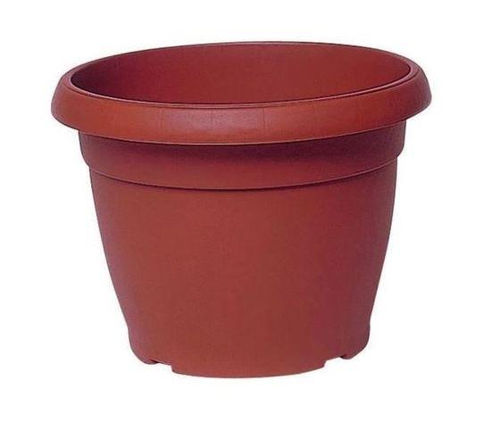 Vaso similcotto spazzolato terracotta