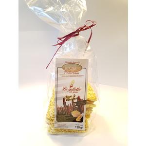 Gallette di sorgo con Curcuma 120 gr