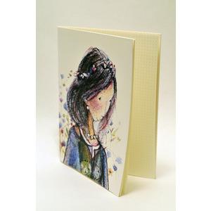 Quaderno A4 La Sposa di Nicoletta M.