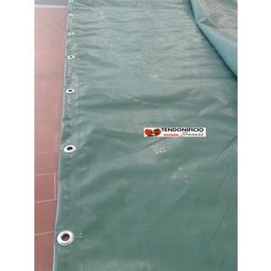 Telo di copertura invernale per piscina con occhielli Mod.STANDARD