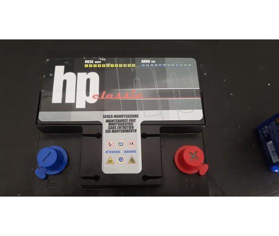 Batteria HP by SCAINI Cubetto 12v 40AH 360A EN SCL0C