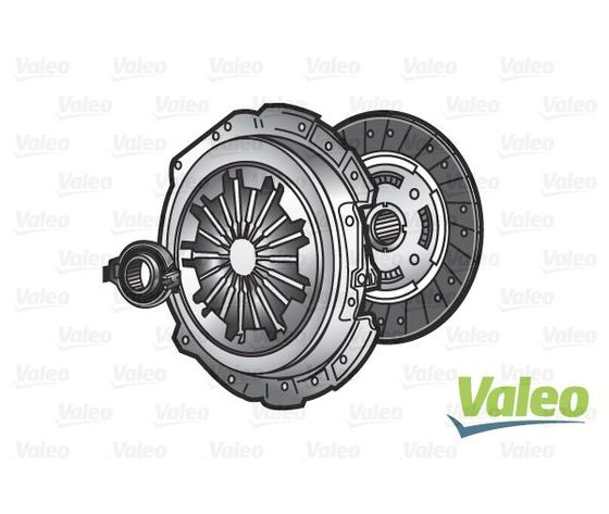 003401 KIT FRIZIONE PER: VW GOLF I- GOLF II- 1.1/1.3 CC