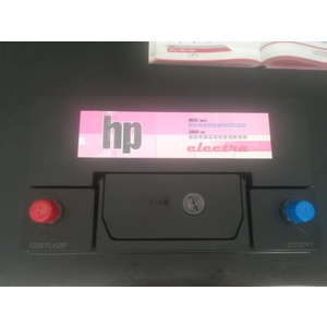 Batteria HP by SCAINI M11 12v 100AH 740A EN SC100RSE