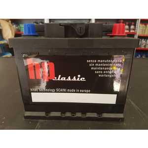 Batteria HP by SCAINI L1B 12v 45AH 360A EN KL1360BC