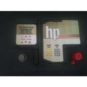 Batteria HP by SCAINI L1  MULTIJET 12v 52AH 470A EN SCPOTENZA+1B