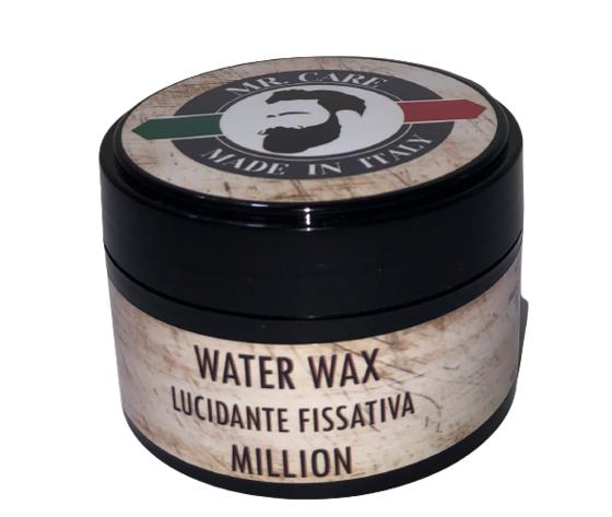 WATER WAX LUCIDANTE FISSATIVA MILLION - MR. CARE 100ml
