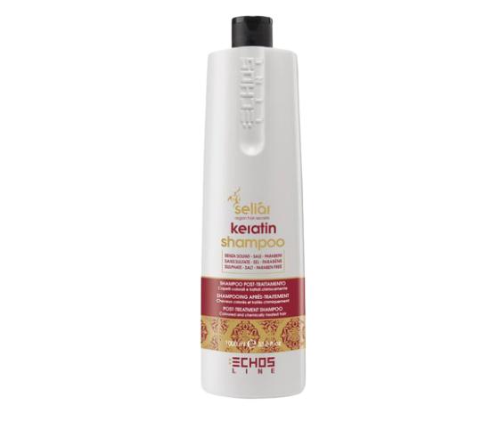 Seliar Treatment Shampoo 1000ml Keratin