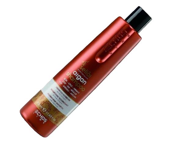 Nourishing Shampoo Argan Oil 350 ml Seliar Nutriente + Semi Lino Proteine Seta