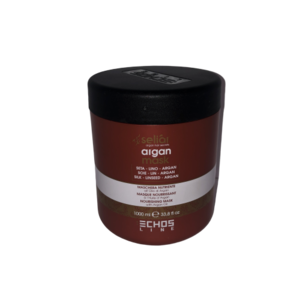 Nourishing Mask Argan 1000ml Seliar Linseed Oil Silk Proteins Maschera pH4,5