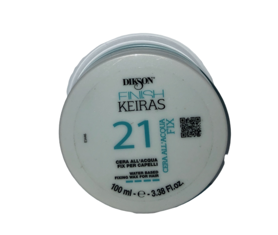 CERA PER CAPELLI 21 FINISH KEIRAS DIKSON 100ml