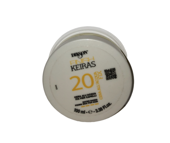 CERA PER CAPELLI 20 FINISH KEIRAS DIKSON 100ml