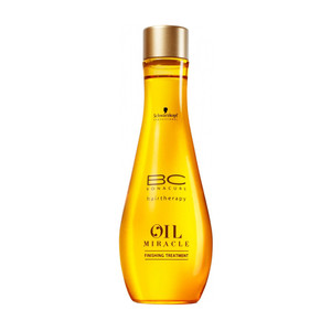 OIL MIRACLE FINISHING TREATMENT BC BONACURE SCHWARZKOPF 100ml