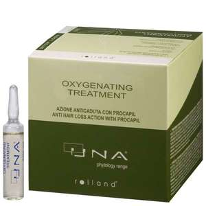 ROLLAND UNA OXYGENATING TREATMENT ANTICADUTA - 12x10ml