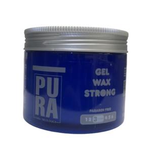 PURA GEL WAX STRONG PER CAPELLI - 500ML