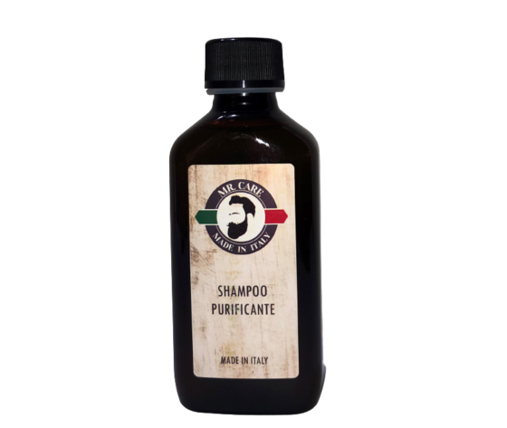 SHAMPOO PURIFICANTE - MR. CARE 200ml