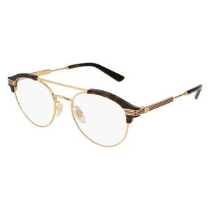 Montatura da vista Gucci GG0289O 002-havana-gold-transparente 51/18