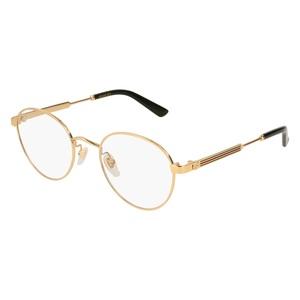 Montatura da vista Gucci GG0290O 001-gold-gold-transparente 50/21