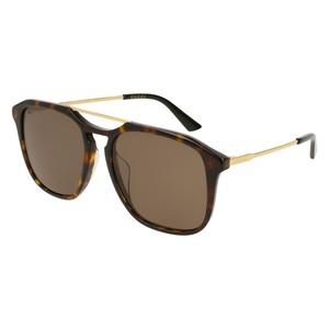 Occhiale da sole Gucci GG0321S 002-havana-gold-brown-55/19