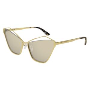 Occhiale Sole MCQ 0158S 003-gold-gold-gold