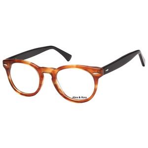 Occhiale da vista Alex & Ross A95 colore B Havana 48/21