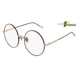 Occhiale vista BOTTEGA VENETA BV0203O 003 BORDEAUX GOLD 52
