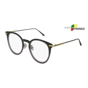 Occhiale da vista BOTTEGA VENETA BV0211O 003 GREEN VIOLET 49