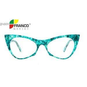 Occhiale da vista Andy Wolf 5028 colore S Green 53/17