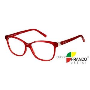 Occhiale da vista Pierre Cardin P.C. 8446 colore SQ1/14 burgundy  54/14
