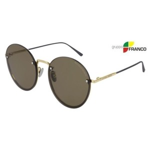 Occhiale sole BOTTEGA VENETA BV0221SK 002 GOLD BROWN 57