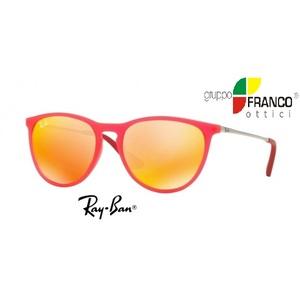 Occhiale da sole Ray Ban Junior 9060S colore 70096Q 50/15