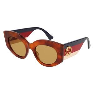 Occhiale da sole Gucci GG275S 003-havana-multicolor-bro