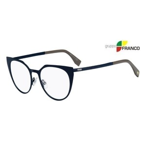 MONTATURA DA VISTA FENDI FF0161 DOM BLUE 51