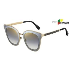 Occhiale da sole Jimmy Choo LORY 2M2FQ GREY GOLD MIRROR 49